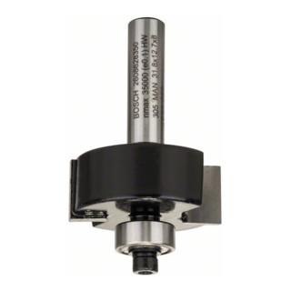 Bosch Falzfräser, 8 mm, B 9,5 mm, D 31,8 mm, L 12,5 mm, G 54 mm