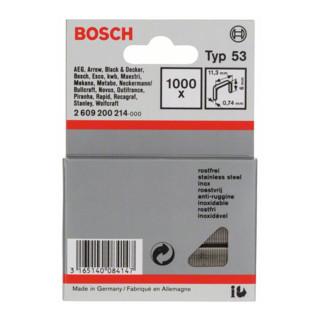 Bosch Feindrahtklammer Typ 53