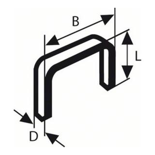Bosch Feindrahtklammer Typ 59