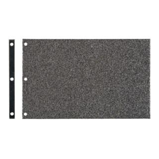Bosch Feinschleifplatte für Bandschleifer, für GBS 100 A/100 AE