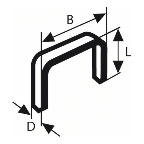 Bosch Flachdrahtklammer Typ 57