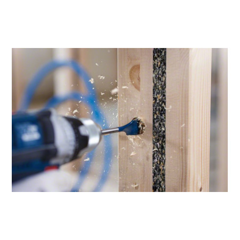 Bosch Flachfräsbohrer-Set Self Cut Speed 7-teilig 16 - 32 mm