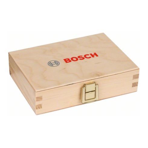Bosch Forstnerbohrer-Set, 15 - 35 mm, toothed-edge, 5-teilig