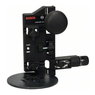 Bosch Fräszirkel und Führungsschienenadapter für Bosch-Oberfräsen