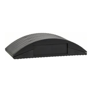 Bosch Handschleifklotz 70 x 130 mm Gummi