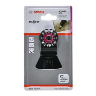 Bosch HCS Schaber ATZ 52 SC biegesteif 52 x 26 mm