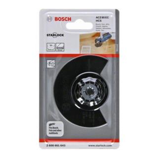 Bosch HCS Segmentsägeblatt ACZ 85 EC Wood 85 mm