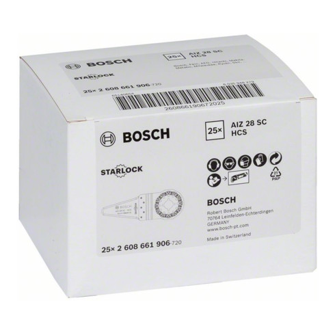 Bosch HCS Universalfugenschneider AIZ 28 SC 40 x 28 mm