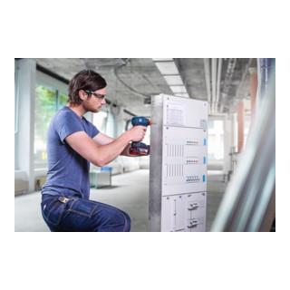 Bosch HSS Spiralbohrer mit Sechskantschaft, 3 x 33 x 72 mm