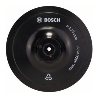 Kletthaftteller 125 mm 8 mm