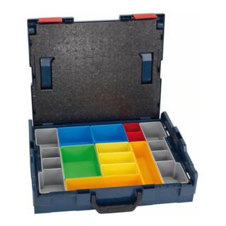Bosch Koffersystem L-BOXX 102 set 12 pcs, BxHxT  442 x 117 x 357 mm