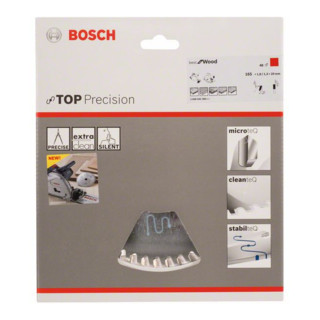 Bosch Kreissägeblatt Best Holz Für Tauch- und Handkreissägen