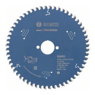Bosch Kreissägeblatt Expert for Aluminium für Tauch- und Handkreissägen