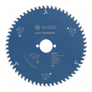 Kreissägeblatt Expert for Aluminium, 200 x 32 x 2,8 mm, 60