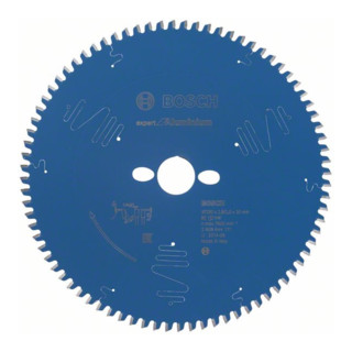 Kreissägeblatt Expert for Aluminium, 250 x 30 x 2,8 mm, 80