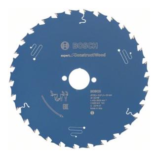 Kreissägeblatt Expert for Construct Wood, 200 x 30 x 2,0 mm, 30