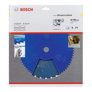 Bosch Kreissägeblatt Expert for Construct Wood 230 x 30 x 2,0 mm 30