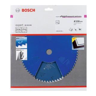 Bosch Kreissägeblatt Expert for High Pressure Laminate 230 x 30 x 2,8 mm 64
