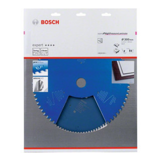 Bosch Kreissägeblatt Expert for High Pressure Laminate 300 x 30 x 3,2 mm 96