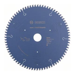 Kreissägeblatt Expert for Multi Material, 250 x 30 x 2,4 mm, 80