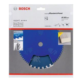 Bosch Kreissägeblatt Expert for Sandwich Panel 165 x 20 x 2,0 mm 30