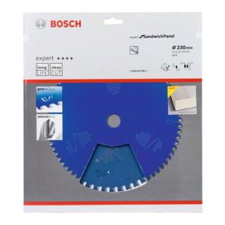 Bosch Kreissägeblatt Expert for Sandwich Panel 230 x 30 x 2,0 mm 48