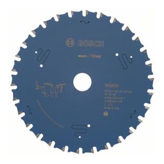 Bosch Kreissägeblatt Expert for Steel für handgeführte Metall-Trockensäge
