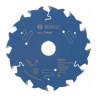 Bosch Kreissägeblatt Expert Holz Für Tauch- und Handkreissägen