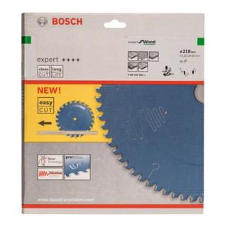 Bosch Kreissägeblatt Expert Holz Für Tischkreissägen