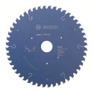 Bosch Kreissägeblatt Expert for Wood für Kapp-, Gehrungs- und Paneelsägen