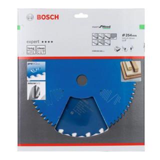 Bosch Kreissägeblatt Expert for Wood 254 x 30 x 2,6 mm 22