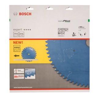 Bosch Kreissägeblatt Expert for Wood 305 x 30 x 2,4 mm 72