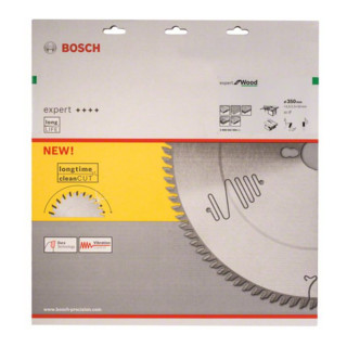 Bosch Kreissägeblatt Expert for Wood 350 x 30 x 3,5 mm 30