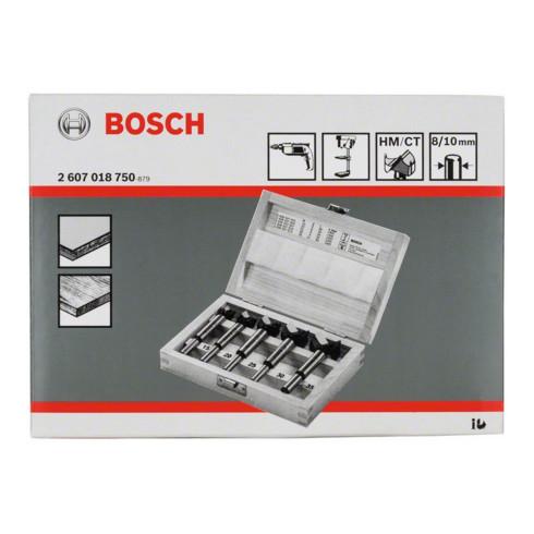 Bosch Kunstbohrer-Set HM 5-teilig 15 - 35 mm