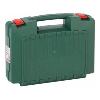 Bosch Kunststoffkoffer 380 x 300 x 120 mm grün