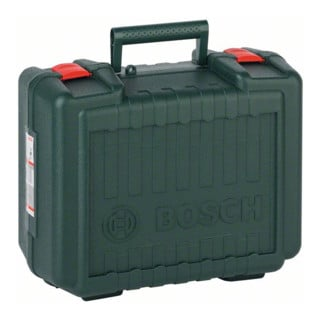 Bosch Kunststoffkoffer für Oberfräsen und Flachdübelfräsen
