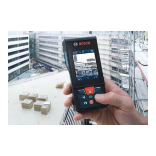 Bosch Laser-Entfernungsmesser GLM 120 C mit Baustativ BT 150