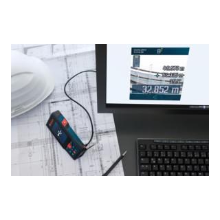 Bosch Laser-Entfernungsmesser GLM 120 C Professional