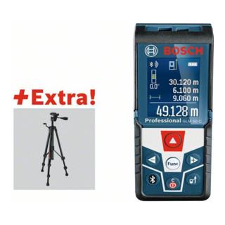 Bosch Laser-Entfernungsmesser GLM 50 C mit Baustativ BT 150