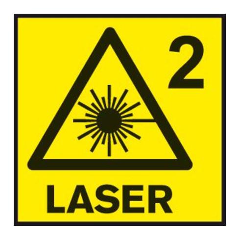Bosch Laser-Entfernungsmesser GLM 80, mit Baustativ BS 150