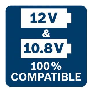 L-BOXX mit 1 x 2,0 Ah Li-Ion Akku Bosch Linienlaser GCL 2-50 C