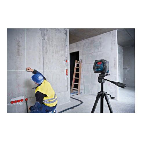 Bosch Linienlaser GLL 2-15 G mit Baustativ