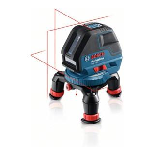 Bosch Linienlaser GLL 3-50, mit L-Boxx-Einlage, Schutztasche