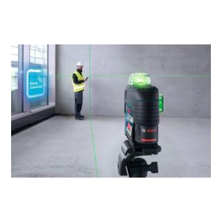 Bosch Linienlaser GLL 3-80 CG Solo Version Halterung BM 1 L-BOXX