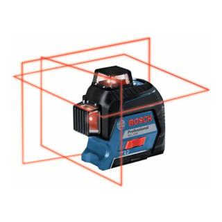 Bosch Linienlaser GLL 3-80 mit Handwerkerkoffer