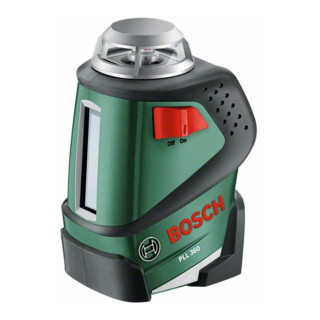 Bosch Linienlaser PLL 360