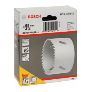 """Bosch Lochsäge HSS-Bimetall für Standardadapter 98 mm 3 7/8"""""""