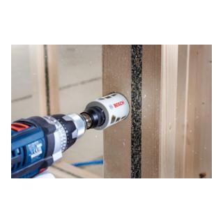 "Bosch Lochsäge Progressor for Wood and Metal 46 mm 1 13/16"""