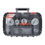 Bosch Lochsägen-Set Endurance for Heavy Duty 8-teiliges Universalset 22 - 68 mm