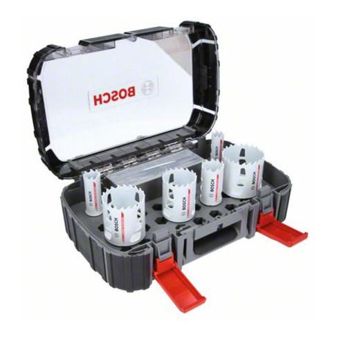 Bosch Lochsägen-Set Endurance for Heavy Duty 8-teiliges Universalset 22 - 68 mm